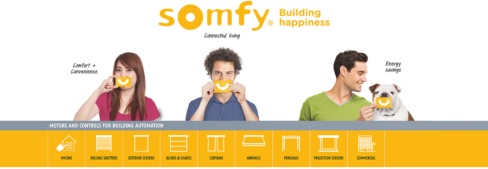 header somfy